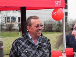 Dr. Karl-Heinz Brunner, Kandidiert 2013 für den BUndestag
