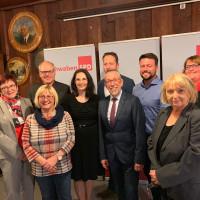 Kandidaten SPD-Kreistagsliste